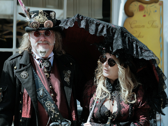 Steam Punk, Whitby